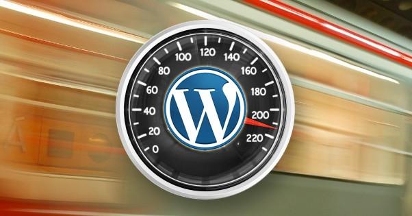 15 روش افزایش سرعت وب سایت طراحی شده توسط وردپرس