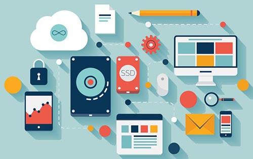 10 قانون اصلی در طراحی وب سایت موفق
