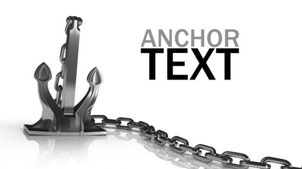 انواع مختلف Anchortext