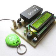 پروژه کارت خوان RFID حرفه ای
